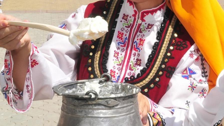 Германски учени: българското кисело мляко лекува