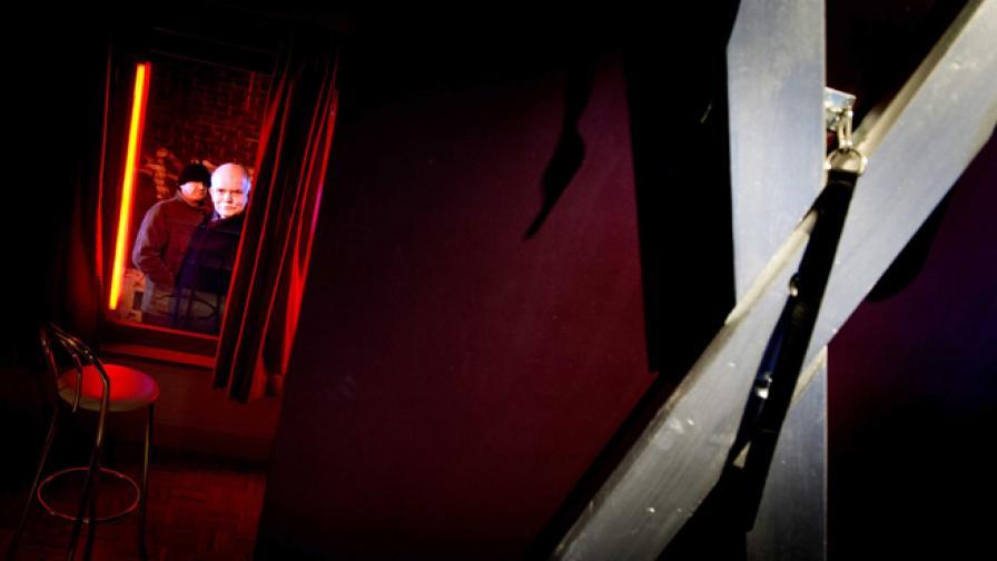 Откриха музей на проституцията в Амстердам