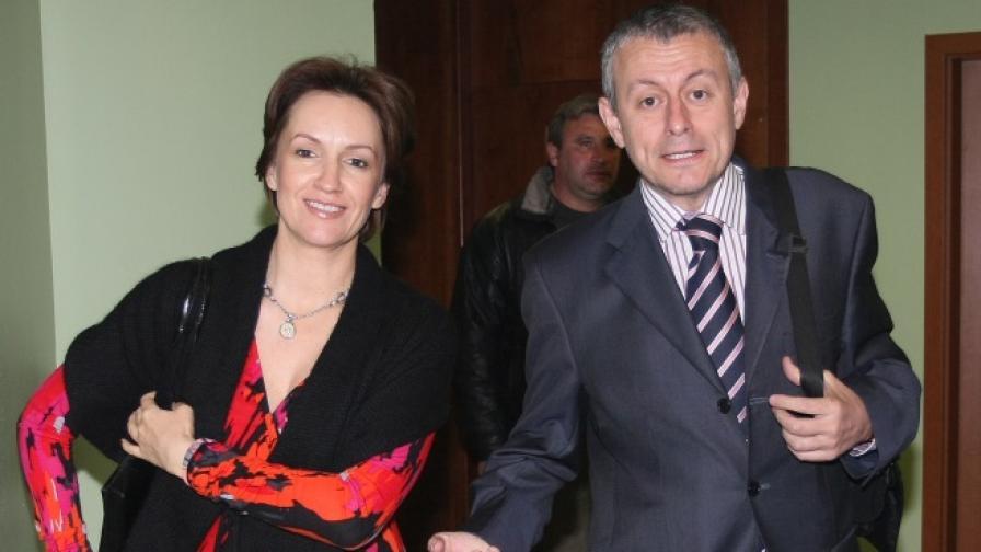 Гергана и Соломон Паси