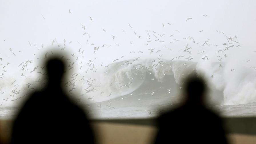 Капризите на времето причиниха щети на 3 континента