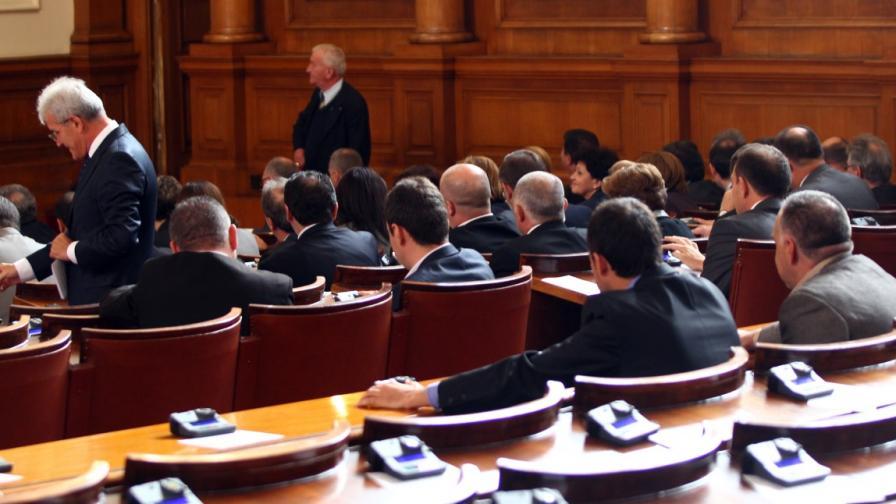 БСП с нов въпрос за референдума за конвенцията, ГЕРБ пита КС