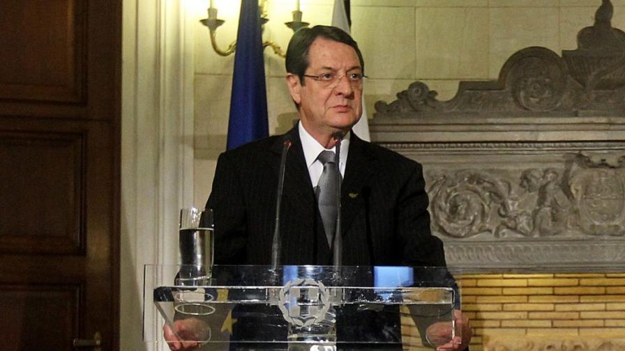 В Кипър подновяват преговорите за обединение