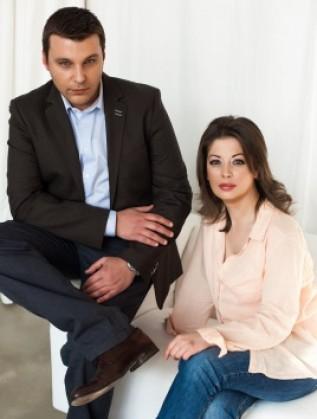 Даниела Тренчева и Христо Калоферов