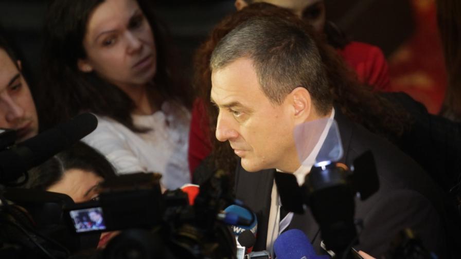 Йовчев: Акцията с жандармерията не е театър