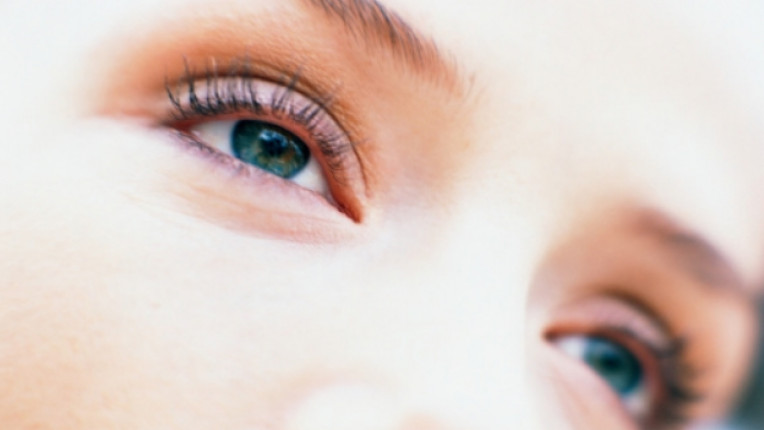 очи упражнения масаж обмяна на веществата шиацу клепач мускул