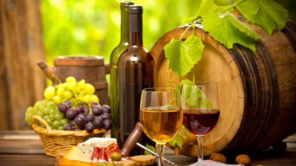 Диета с вино