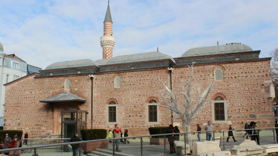 Джумая джамия в Пловдив