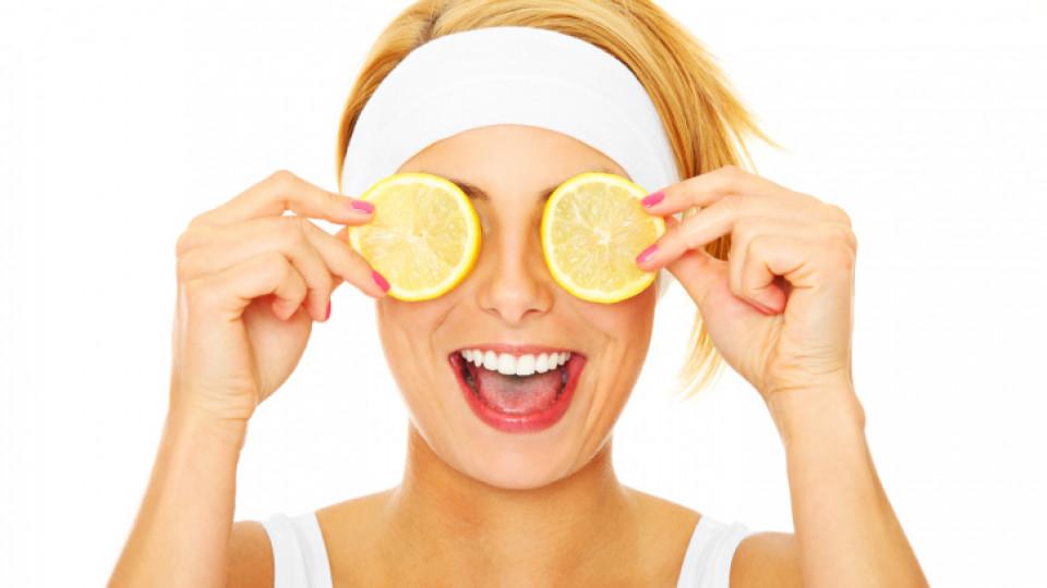 Лимонени тайни за красота