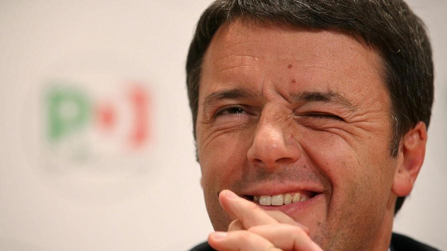 Матео Ренци: младият политик, който бърза