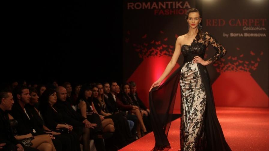 Българска мода за червения килим