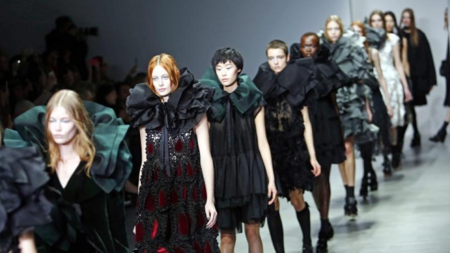 Седем модни тенденции от Лондон, които да следваме
