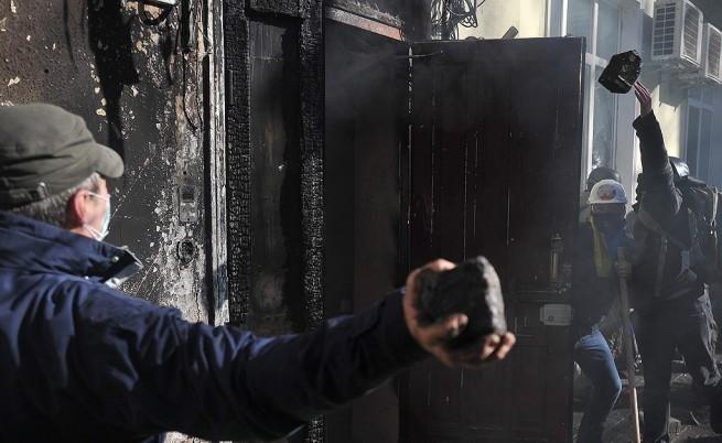 Три основни причини, възпламенили отново протестите в Украйна
