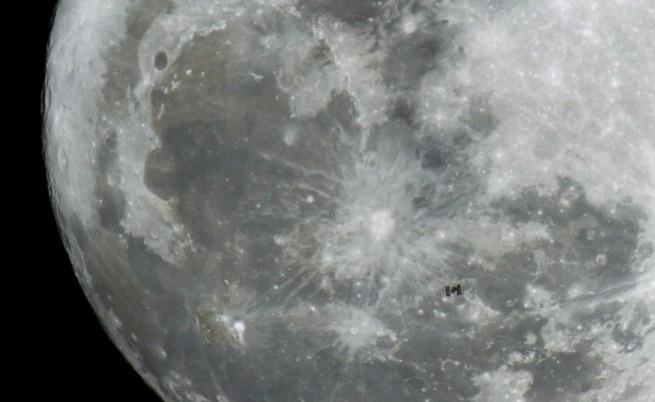 Интернетът на Луната е по-бърз от този на Земята