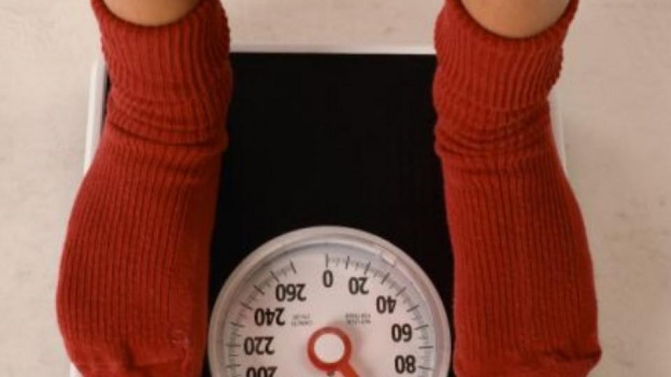 В България 30% от подрастващите са с наднормено тегло, а 13 на сто са затлъстели