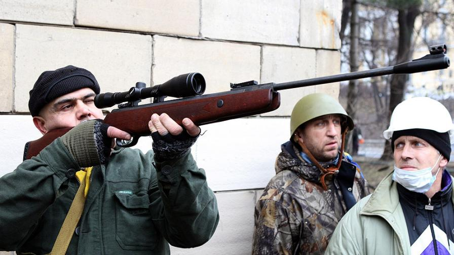 Каква е истината за снайперистите от Майдан?
