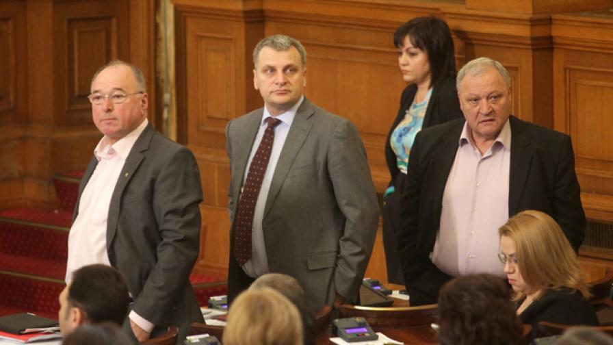 Депутатите ще работят, докато приемат Изборния кодекс