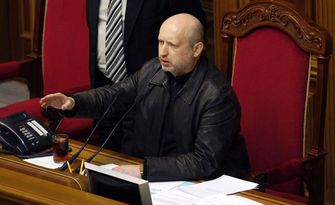 Украйна ще блокира референдума в Крим