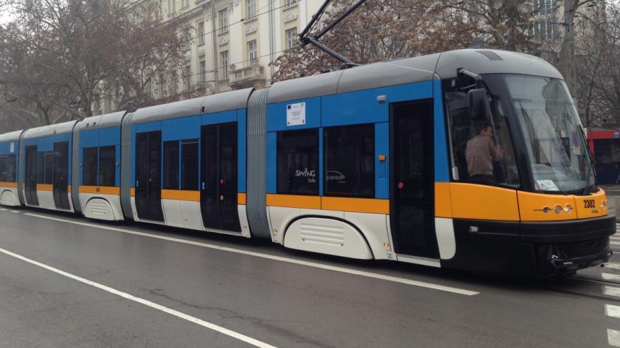 Заради инцидента временно се променя маршрутът на линиите 1 и 7