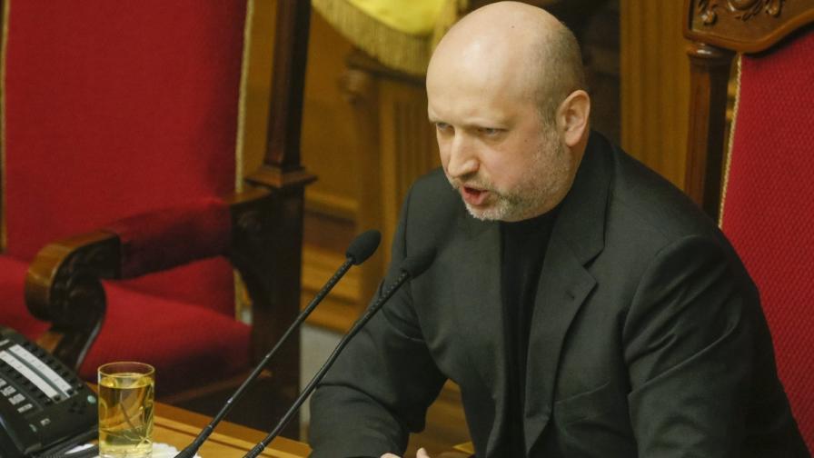 Украйна поиска гаранции за суверенитета си