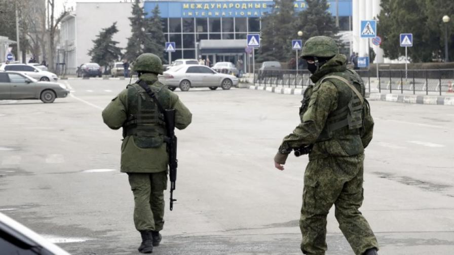 Путин получи съгласие руски войски да отидат в Украйна