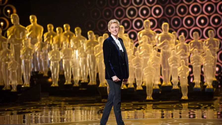 """Церемонията на """"Оскарите"""" с рекордна аудитория"""