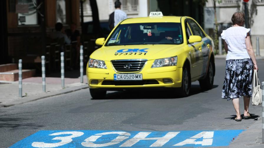Зоните за паркиране в София - безплатни до 20 април