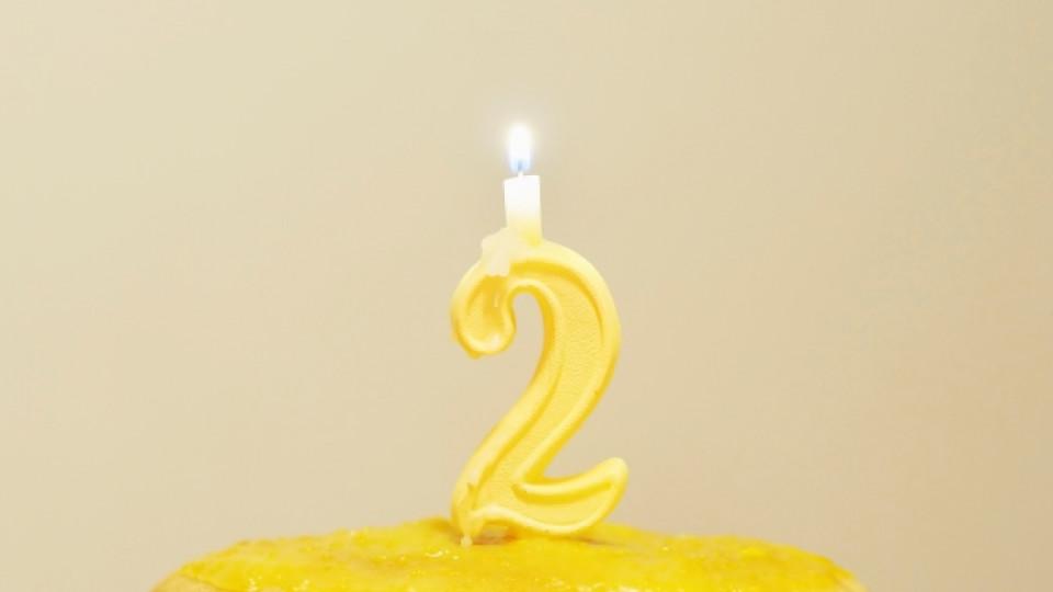 Edna.bg отбелязва втория си рожден ден