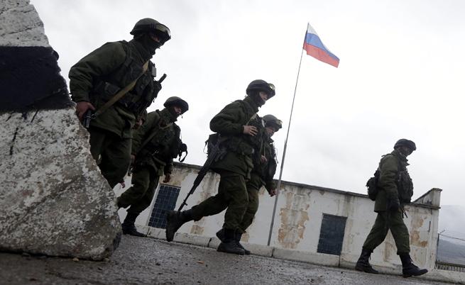 В Крим подменят украинските телевизии с руски