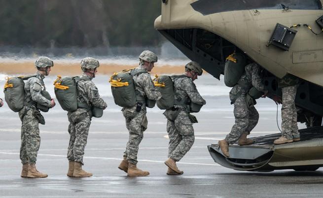 Войските на САЩ готови да подкрепят НАТО в Украйна