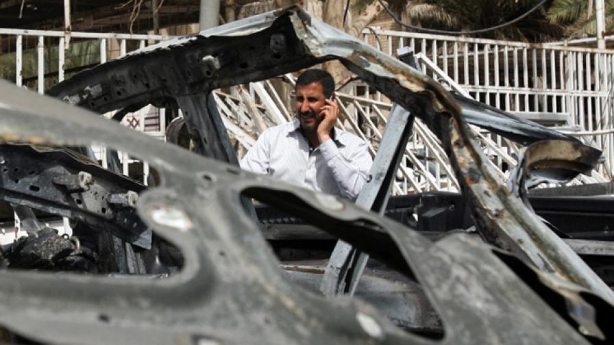 Кървав атентат в Ирак отне живота на десетки