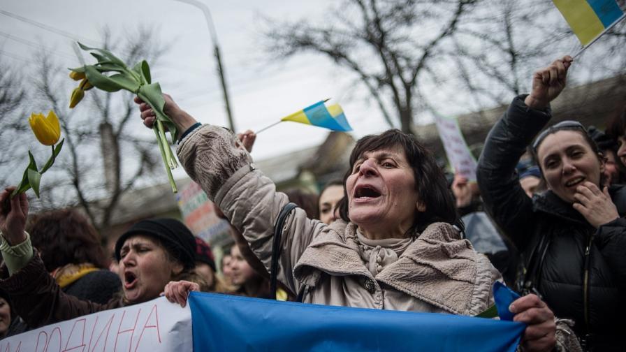 Страховете от етнически конфликт в Крим растат