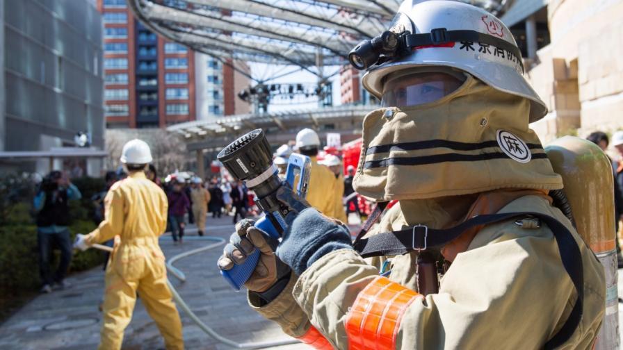 Три години от разрушителното земетресение в Япония
