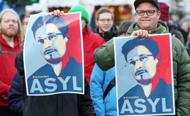 Сноудън: Вашингтон още не знае какво получиха журналистите