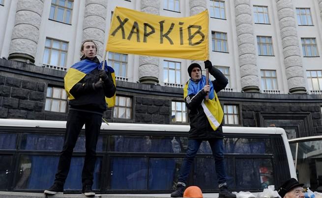 В Киев арестуваха бившия губернатор на Харковска област