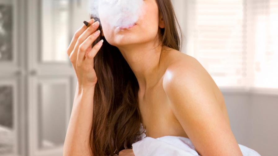 Мисълта за цигари е по-силна от тази за секс при пушачите