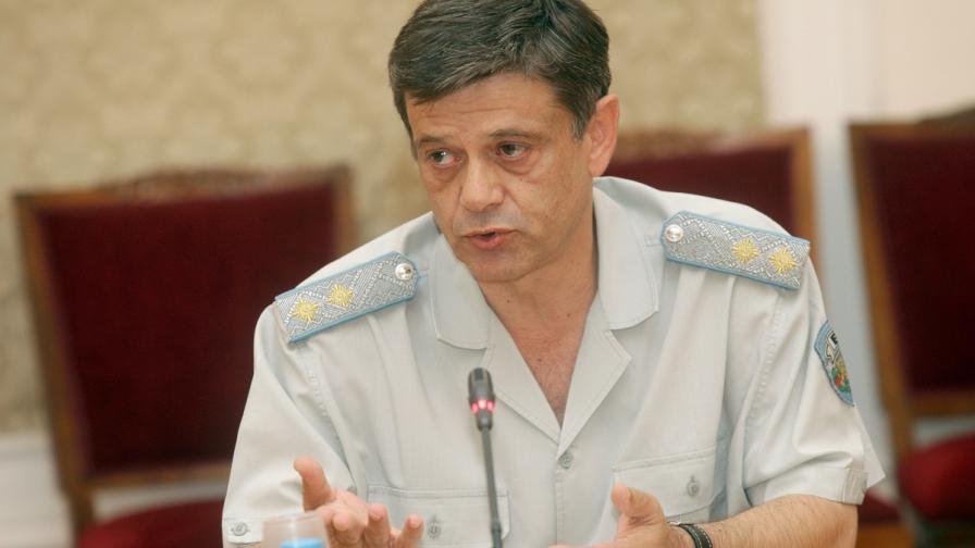 Генерал-майор Константин Попов