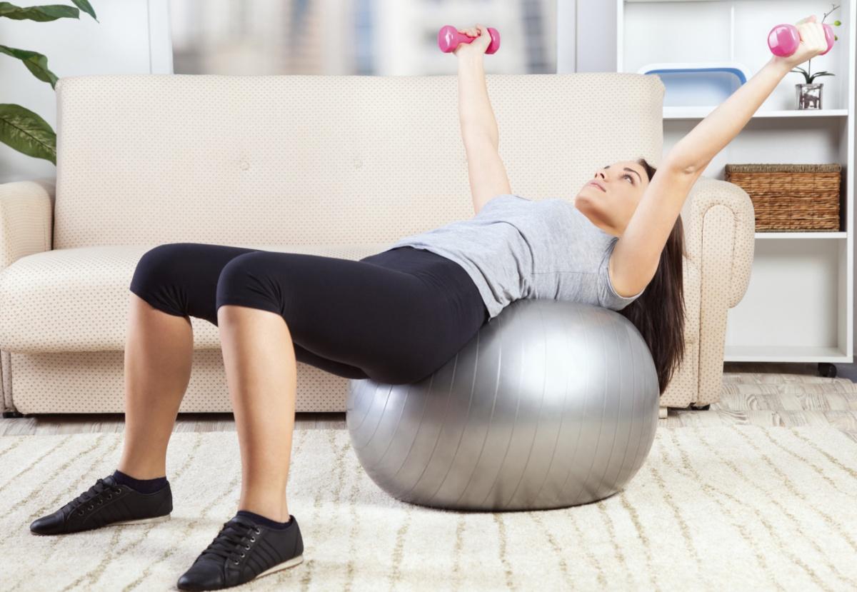 Правете 20-минутни интензивни тренировки, вместо цял час във фитнес залата.