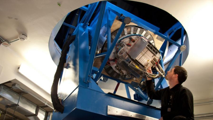 Революционно откритие подкрепя теорията за Големия взрив