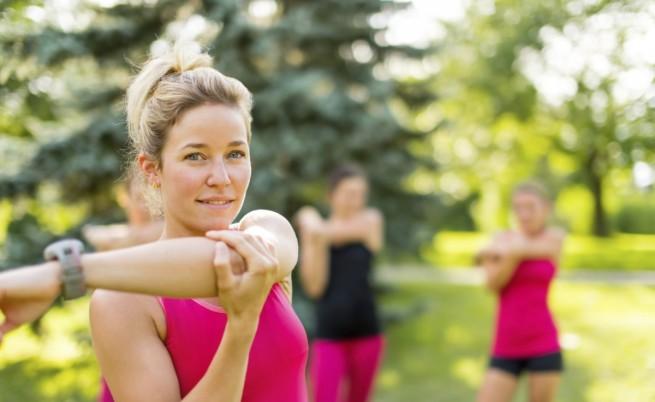 Спортът намалява риска от рак на гърдата
