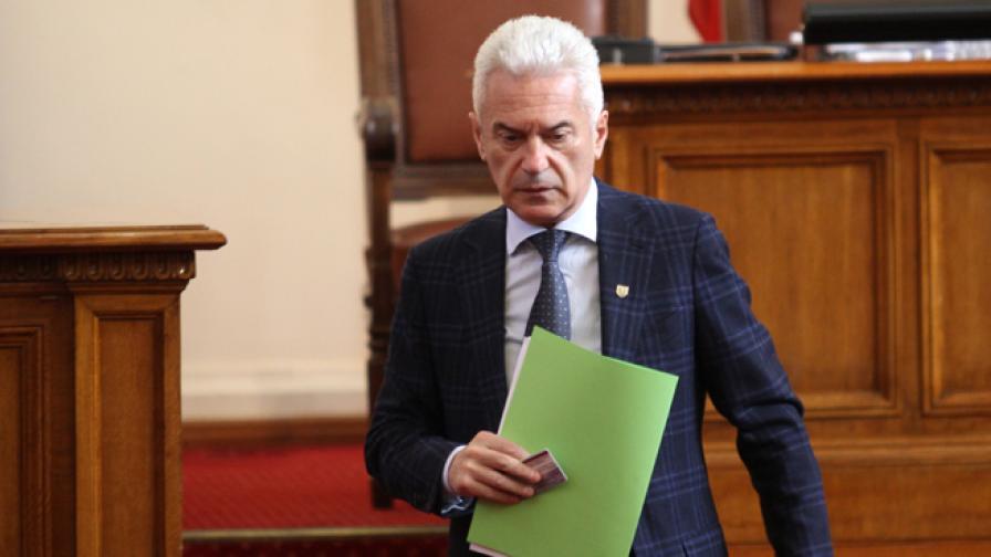 """""""Атака"""" напусна парламента окончателно"""