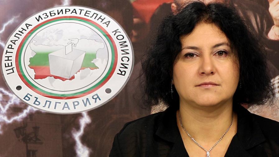 Ивилина Алексиева: ЦИК ще бъде надпартиен орган