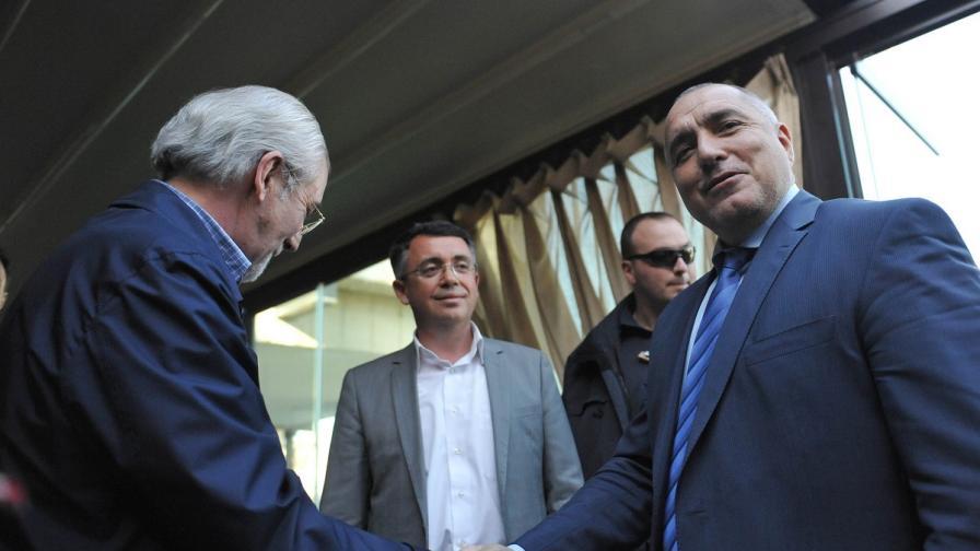 Борисов: Срещата в Кърджали е знак за толерантност, не за коалиция