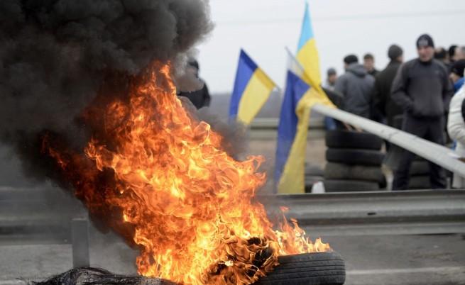 """В Украйна е убит един от лидерите на """"Десен сектор"""""""