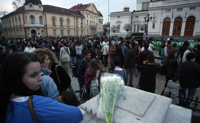Нови протести срещу застрояването на Кара дере