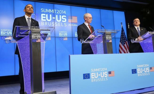 Обама призова Европа да си осигури енергийна независимост от Русия