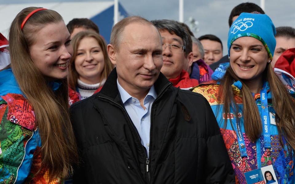 Путин се доказа като солиден голмайстор