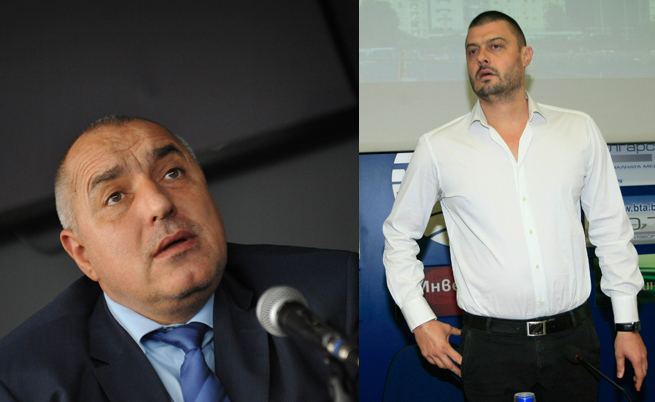 Борисов съди Бареков за обида, че бил