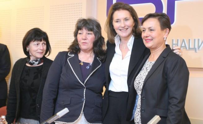 Сесилия Атиас: Не съм се съмнявала в успеха на освобождението на българските медици в Либия