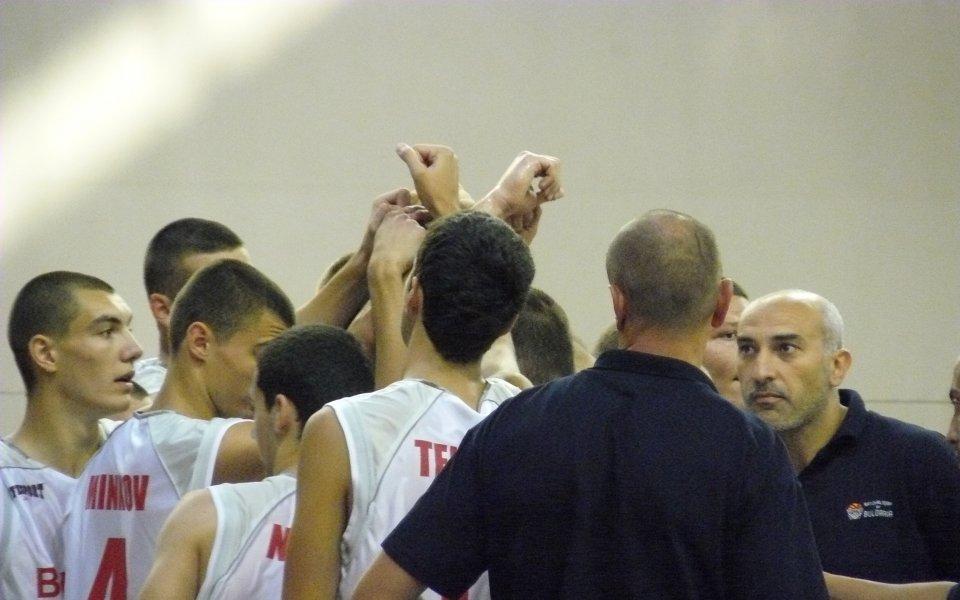 Пътят до титлата на юношите във Варна