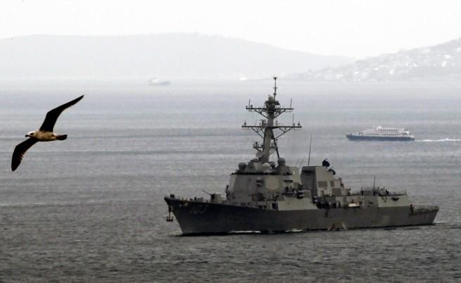 Пентагонът обмисля да прати военен кораб в Черно море